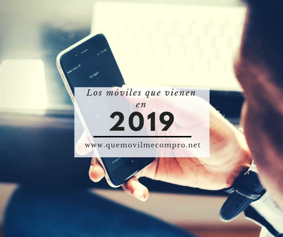 mejores moviles 2019