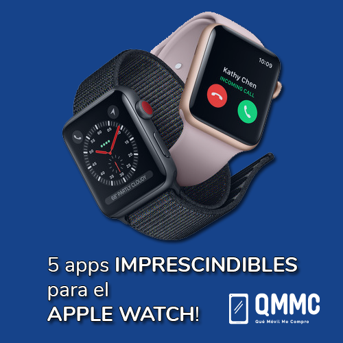 5 apps IMPRESCINDIBLES para el APPLE WATCH