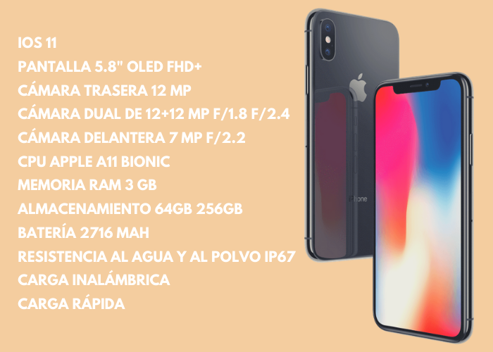 analisis iphone x